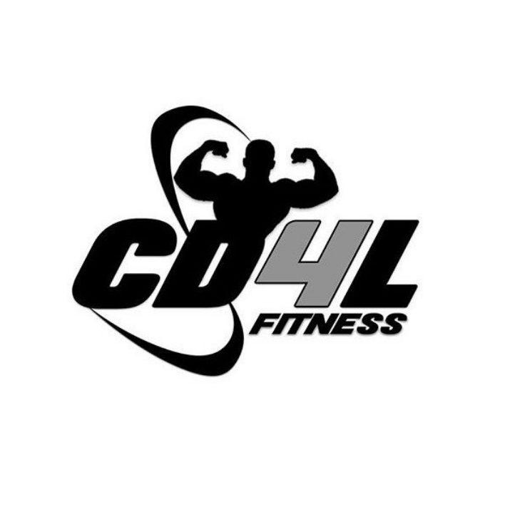 cd4l fitness logo